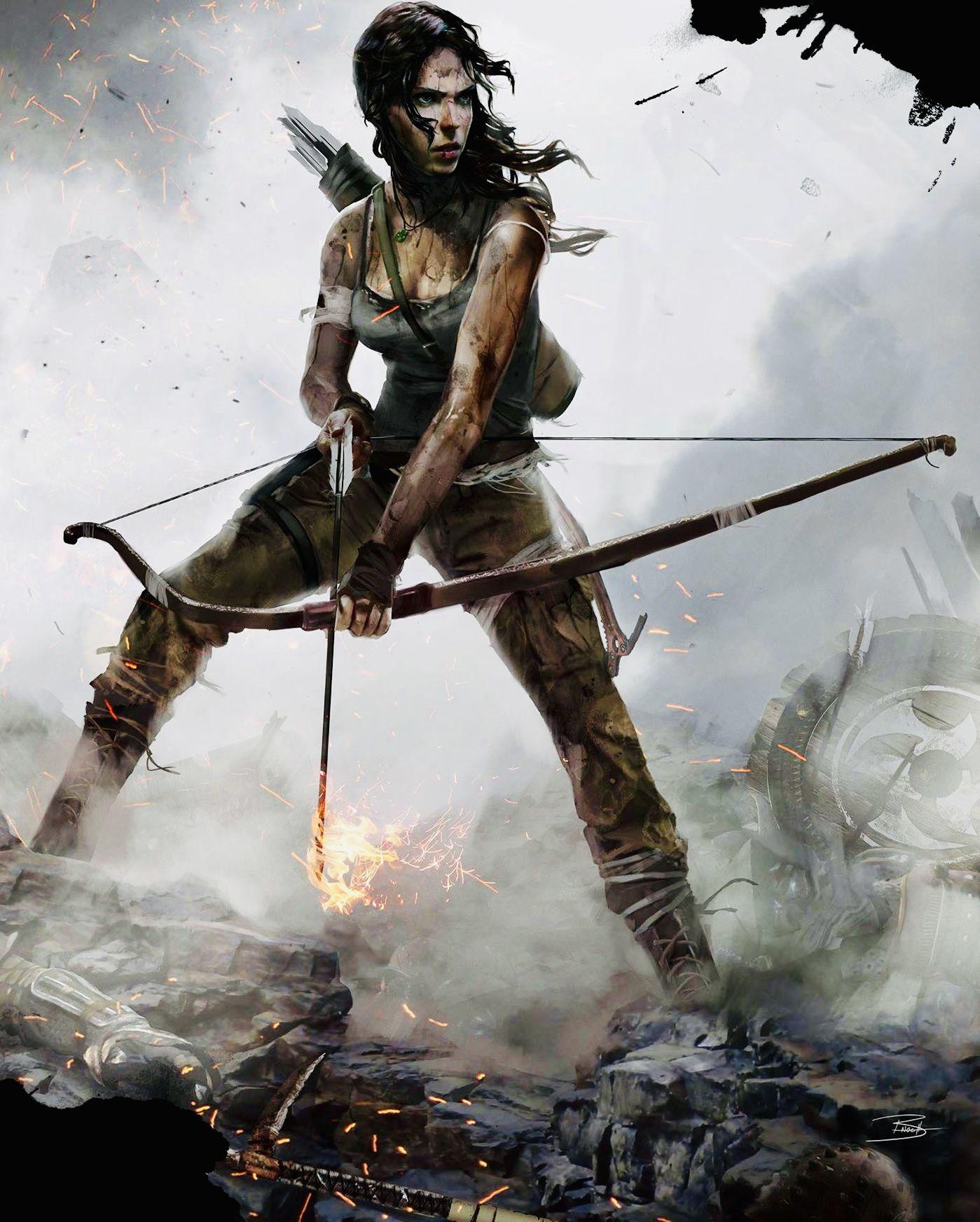 Lara Croft Tomb Raider With Images Tomb Raider Lara Croft