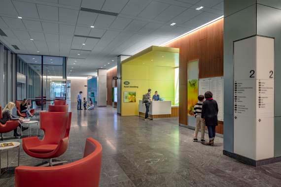 Golden Opportunity At California Pacific Medical Center Van Ness Healthcare Design New Hospital Medical Center