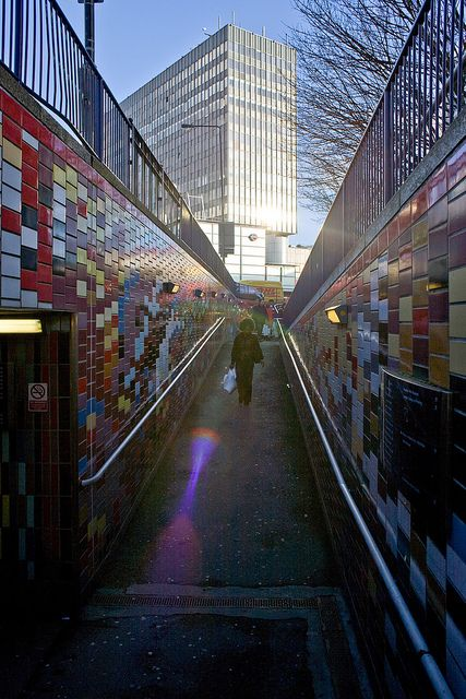A view from the Elephant & Castle underpass   Flickr - Photo Sharing!