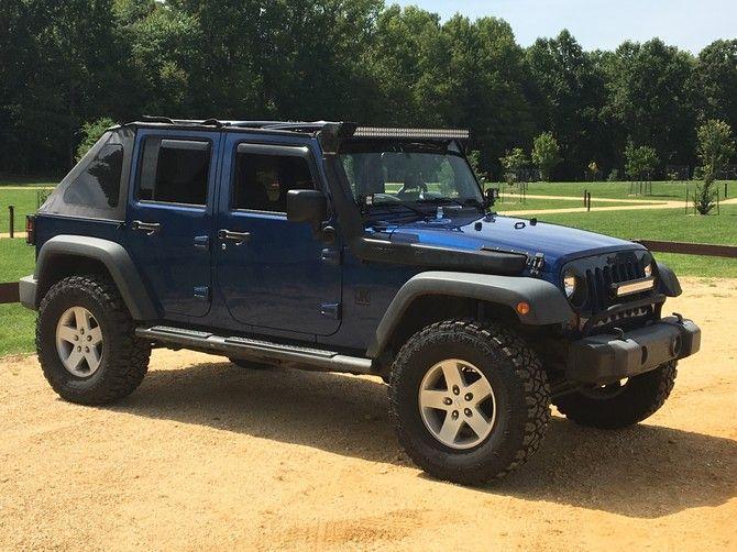 2009 Jeep Wrangler Unlimited X Fierce Attitude M T 35 12 50r17 2718 2009 Jeep Wrangler Unlimited Jeep Wrangler Unlimited 2009 Jeep Wrangler