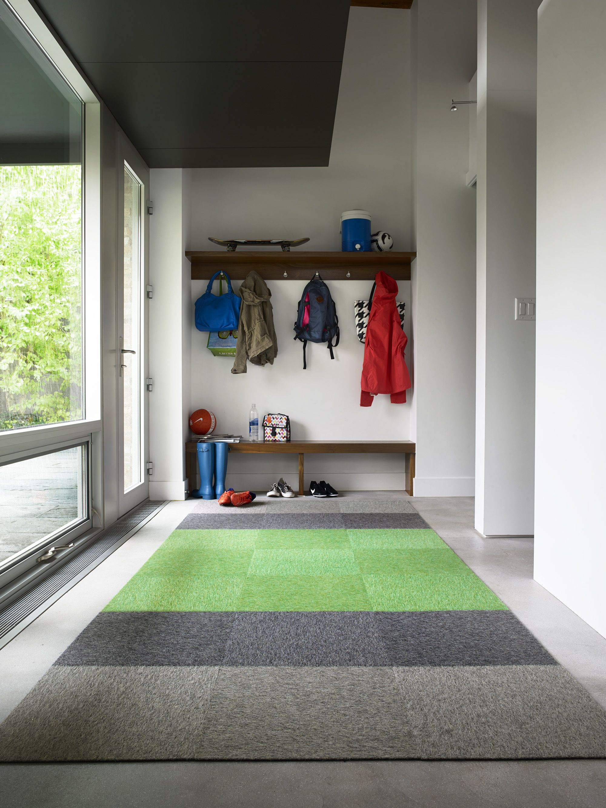 We have the perfect floor solution for your mud room! Our