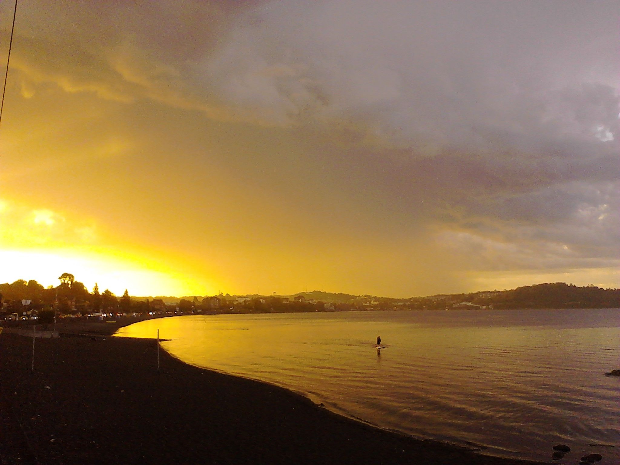 The Storm is gone (Puerto Varas Chile)