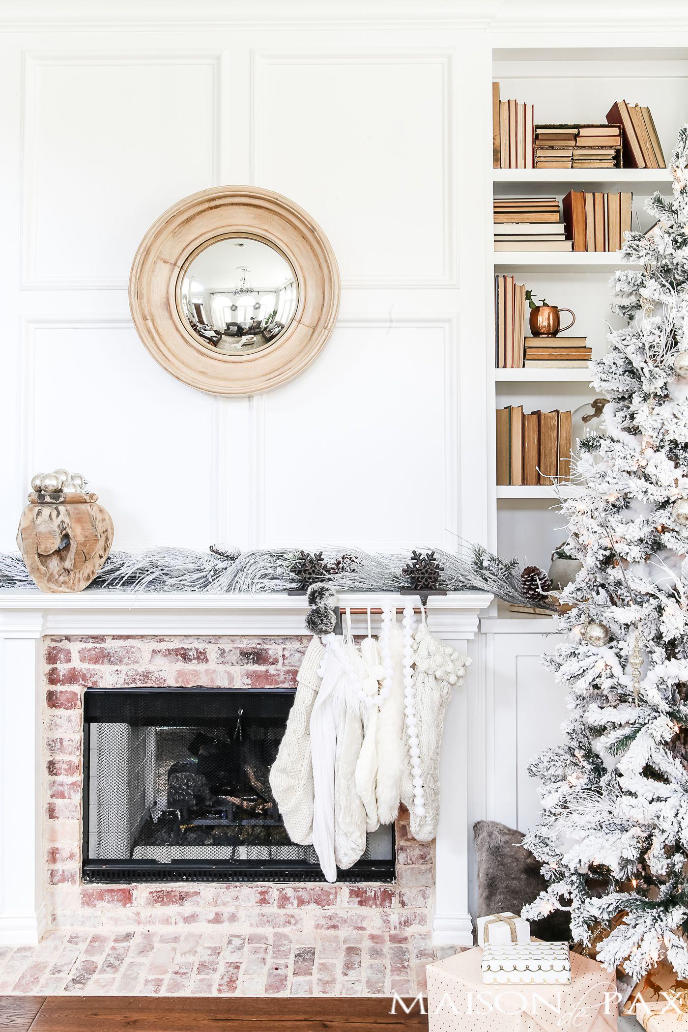 Tips for Simple, Elegant Holiday Decor | Christmas decor, Holidays ...