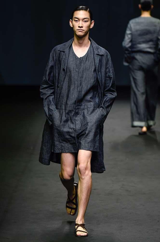 Male Fashion Trends: Kimseoryong Spring-Summer 2017 - Seoul Fashion Week