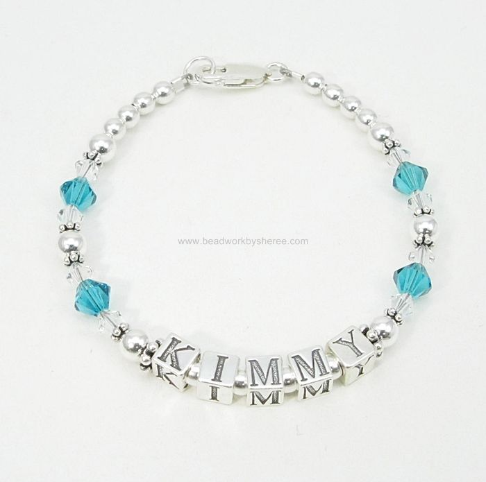 Single Strand Ovarian Cancer Awareness Bracelet $59.00