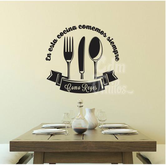 Vinilo cocina buscar con google dise o cccina - Vinilos cocina originales ...
