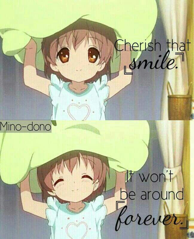 Clannad || Mino-dono | Clannad anime, Clannad, Anime quotes
