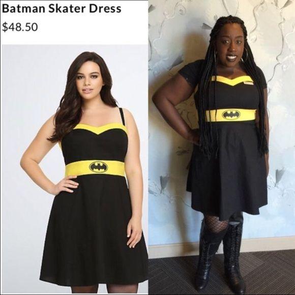 Batman dress plus size