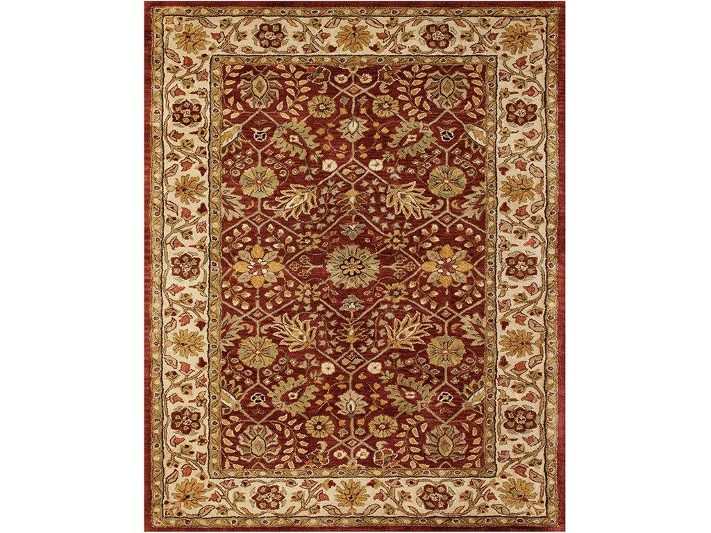 Aspen Area Rug Cranberry Ivory Hand Tufted Rugs Tufted Rug Hand Tufted Rugs