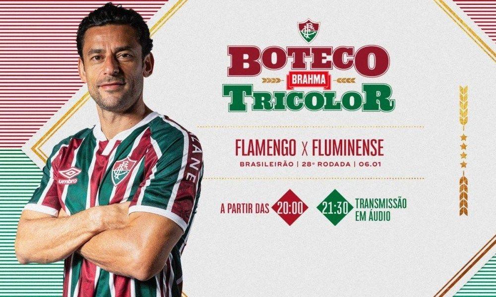 Flutv Flamengo X Fluminense Ao Vivo Transmissao Em Audio Em 2021 Flamengo X Fluminense Fluminense Brasileirao