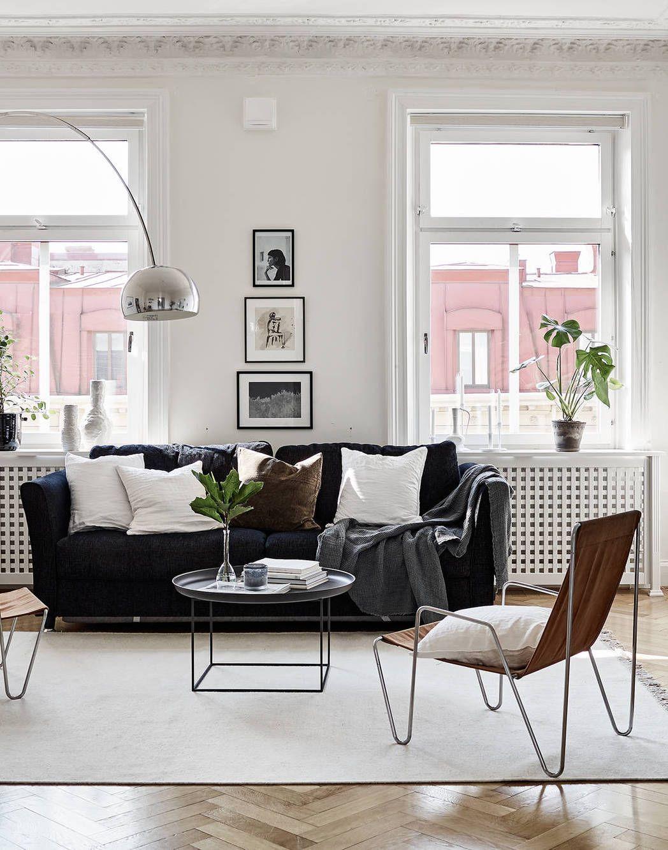 Neutral and monochrome decoraci n interiores dise o for Diseno decoracion hogar talagante