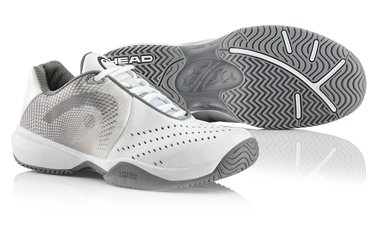Head Instinct II Team Women's Tennis Shoe White/Grey