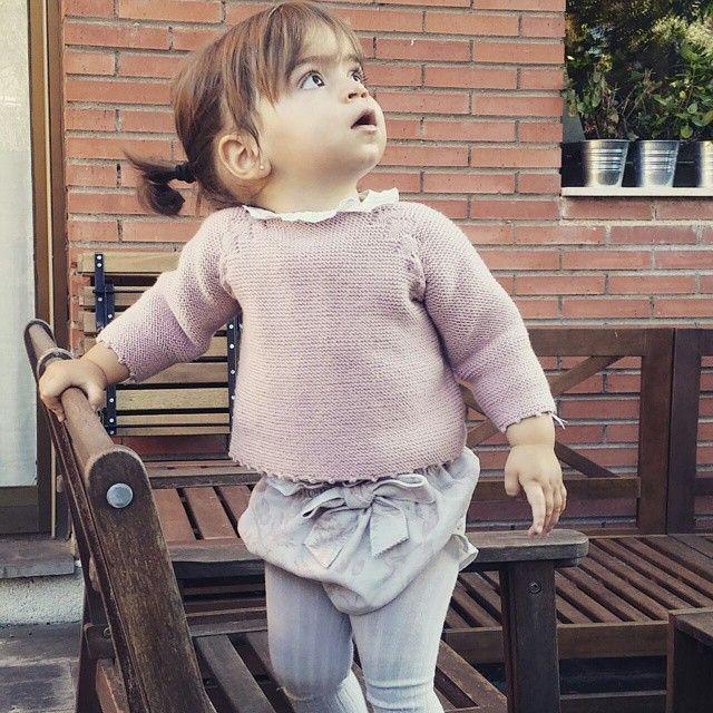 Mariana super mona vestida de mamamadejas pololo camisa jersey rosaempolvado kids ni a - Monalisa moda infantil ...
