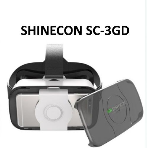 SHINECON VR Headset V3.0 SC-3GD