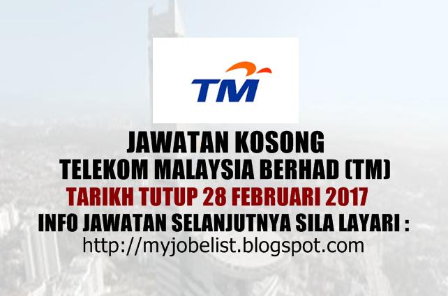 Jawatan Kosong Di Telekom Malaysia Berhad Tm 28 Februari 2017 Jawatan Kosong Terkini Di Telekom Malaysia Berhad Malaysia Personal Care Home Decor Decals