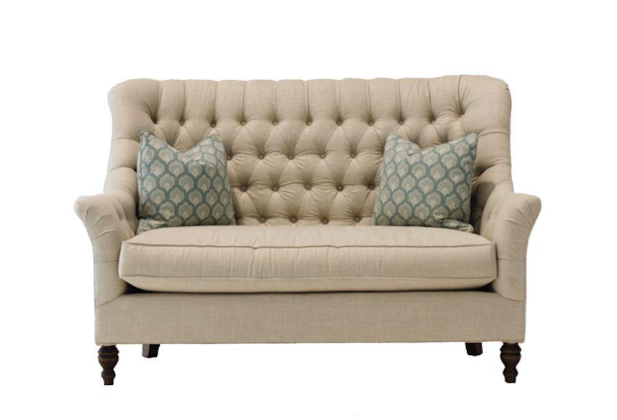 Settee At Turners Fine Furniture