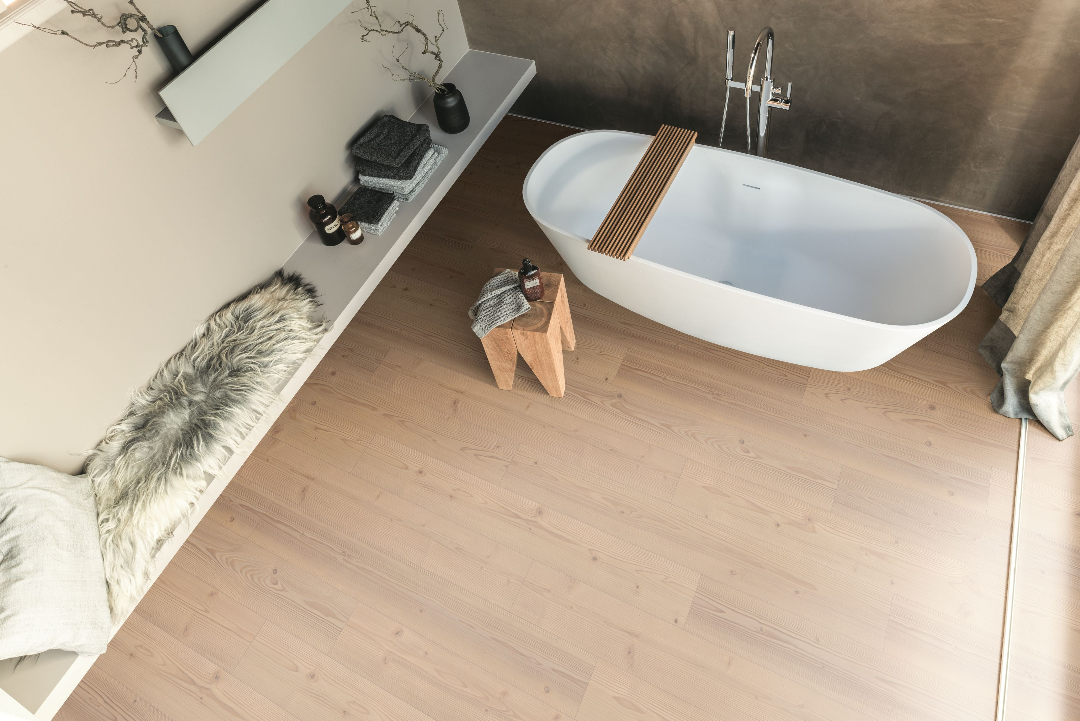 Ref Egger Pro Flooring Epl 031 10 32 Classic Dark Inverey Pine Plancher Sol Stratifie Materiaux