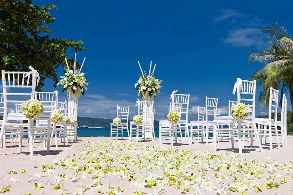Naka Island Romantic Beach Wedding Dream Destination Wedding Destination Wedding Locations