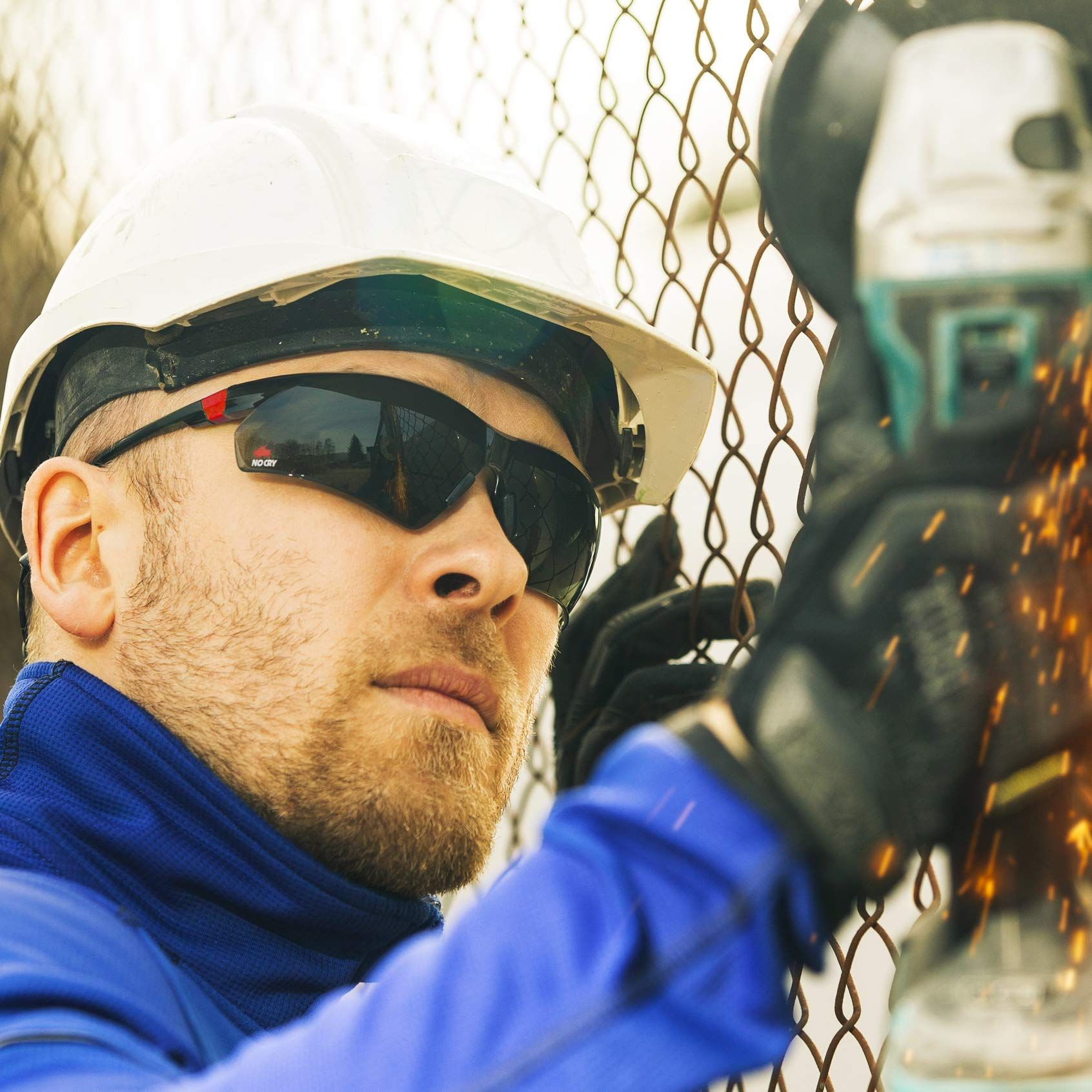 NoCry Work Safety sunglasses, Sunglasses, Sports safety