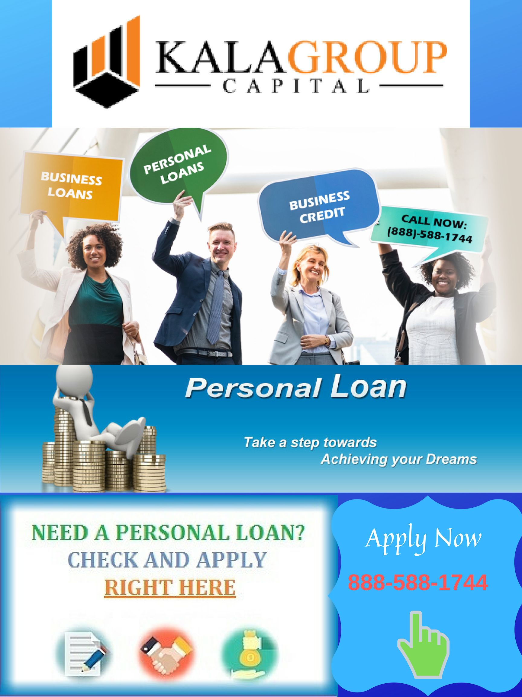 Pin On Personal Loans Kala Group