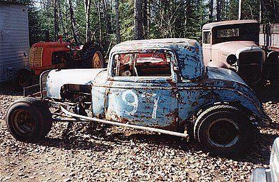 Old Dirt Track Car Retired Restored Racecars Pinterest