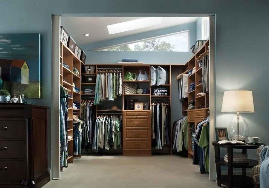 Vestidor clásico de madera vestidores Pinterest