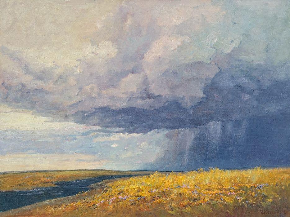 Groza Painting Art Landscape Paintings