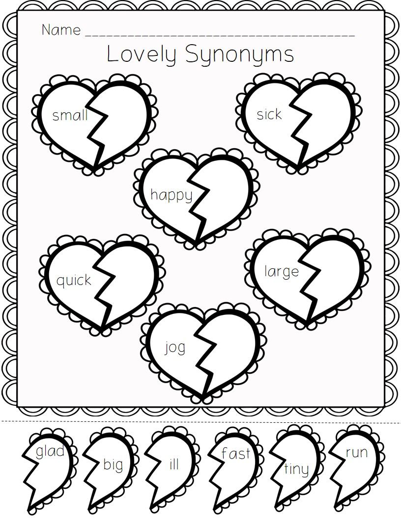 Valentine Print and Go Pack | Valentine\'s day and Printables