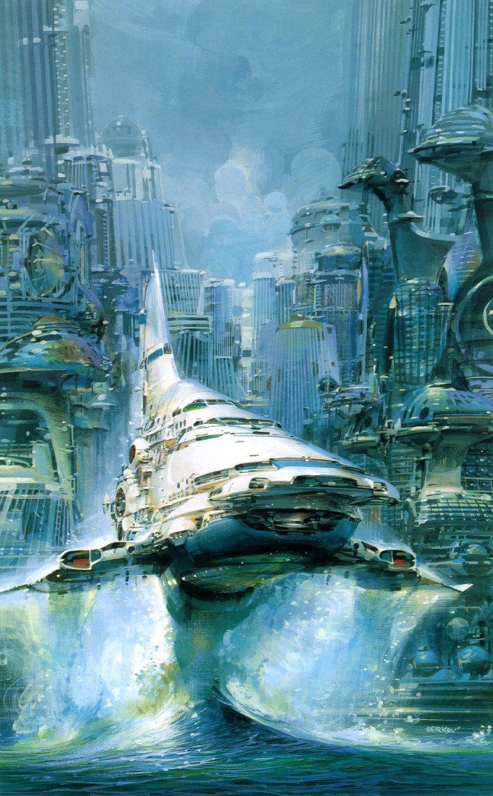 John berkey - Spaceship