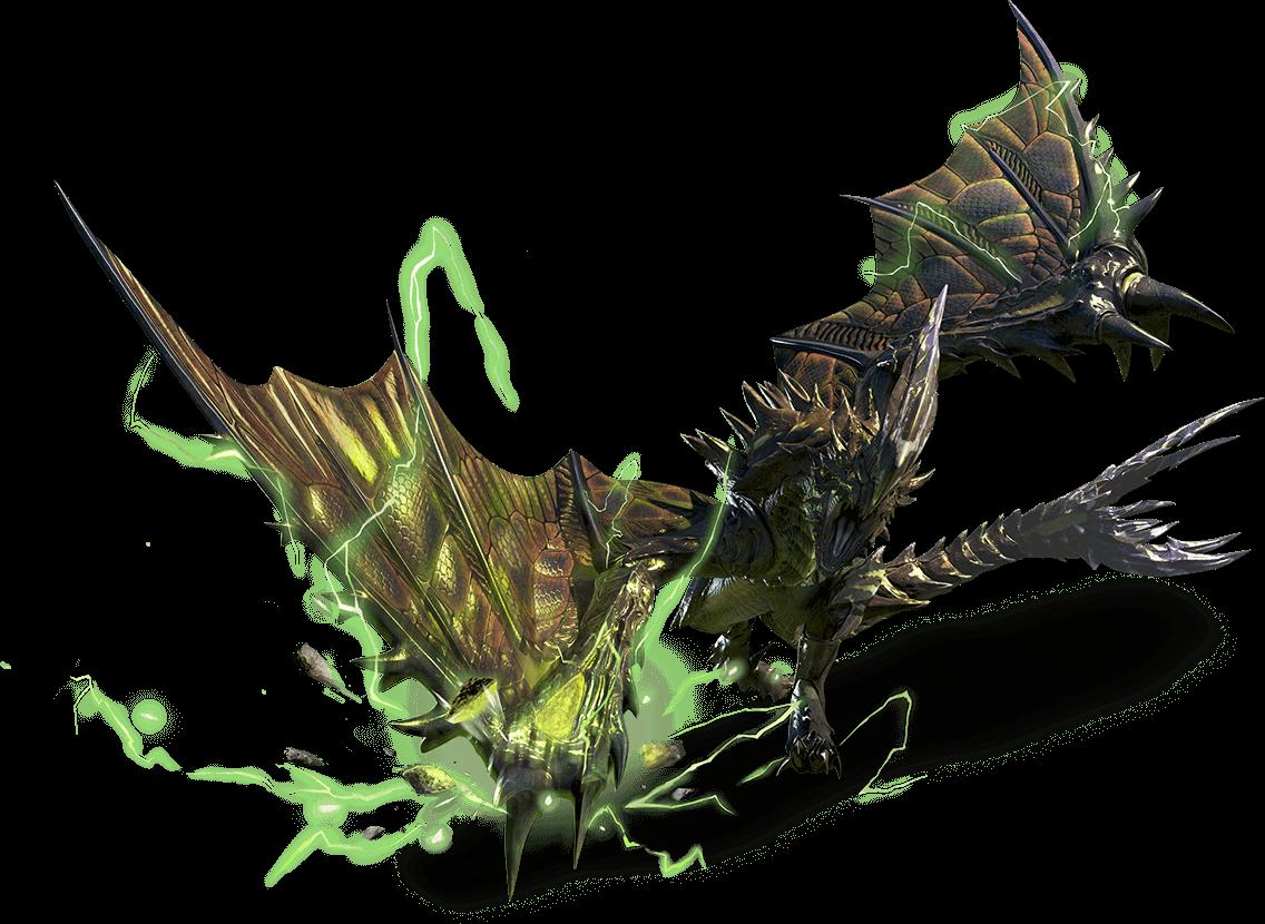 Capcom モンスターハンタークロス 公式サイト ライゼクスの生態