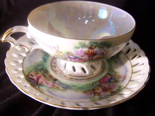 Victorian Tea Cups AN DECORATIVE VICTORIAN TEA CUP Cups And Delectable Decorative Cups And Saucers
