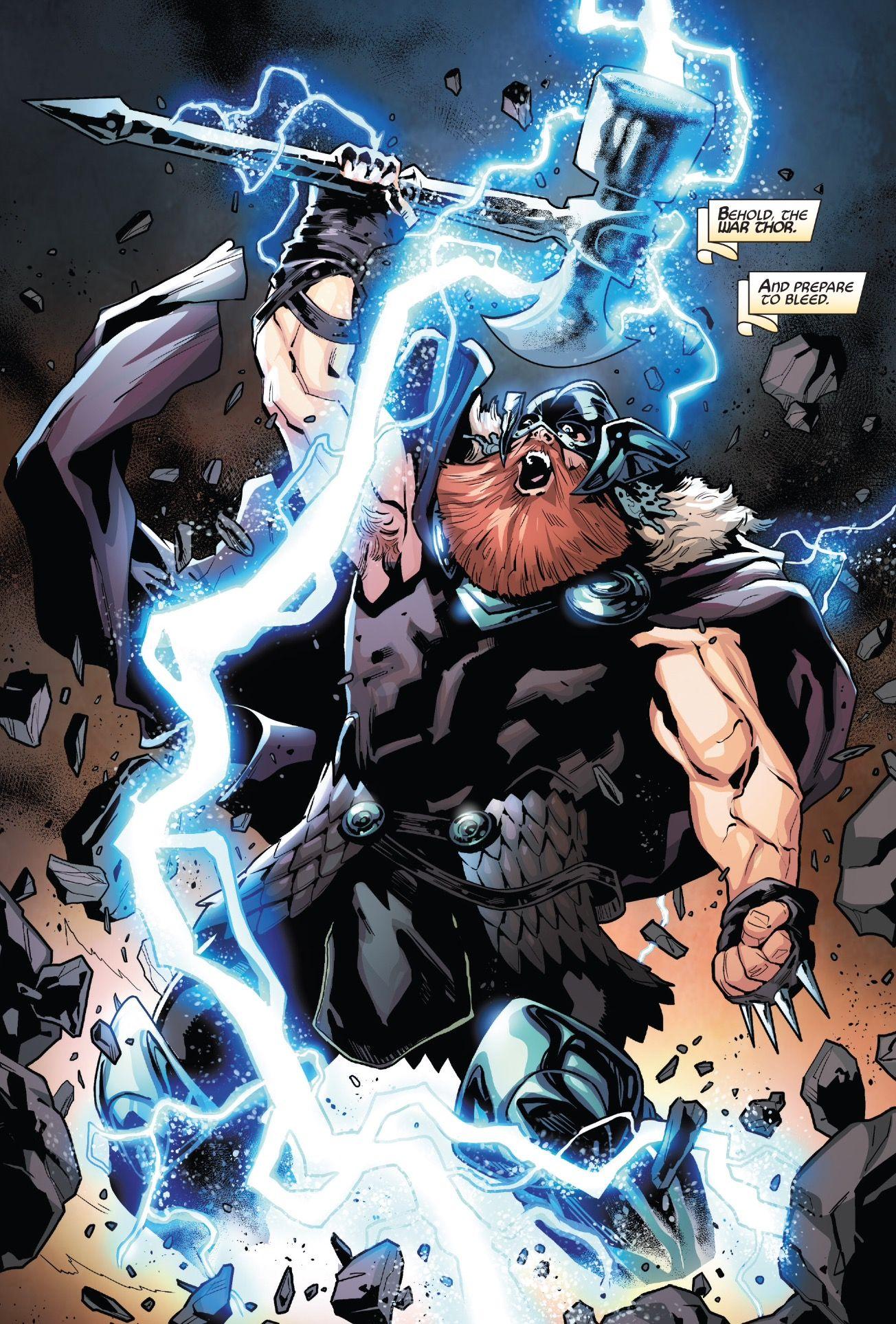 War Thor Marvel Thor Marvel Comics Art Thor Art