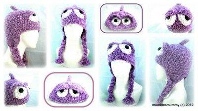 crochet characters by Mumbles Mummy