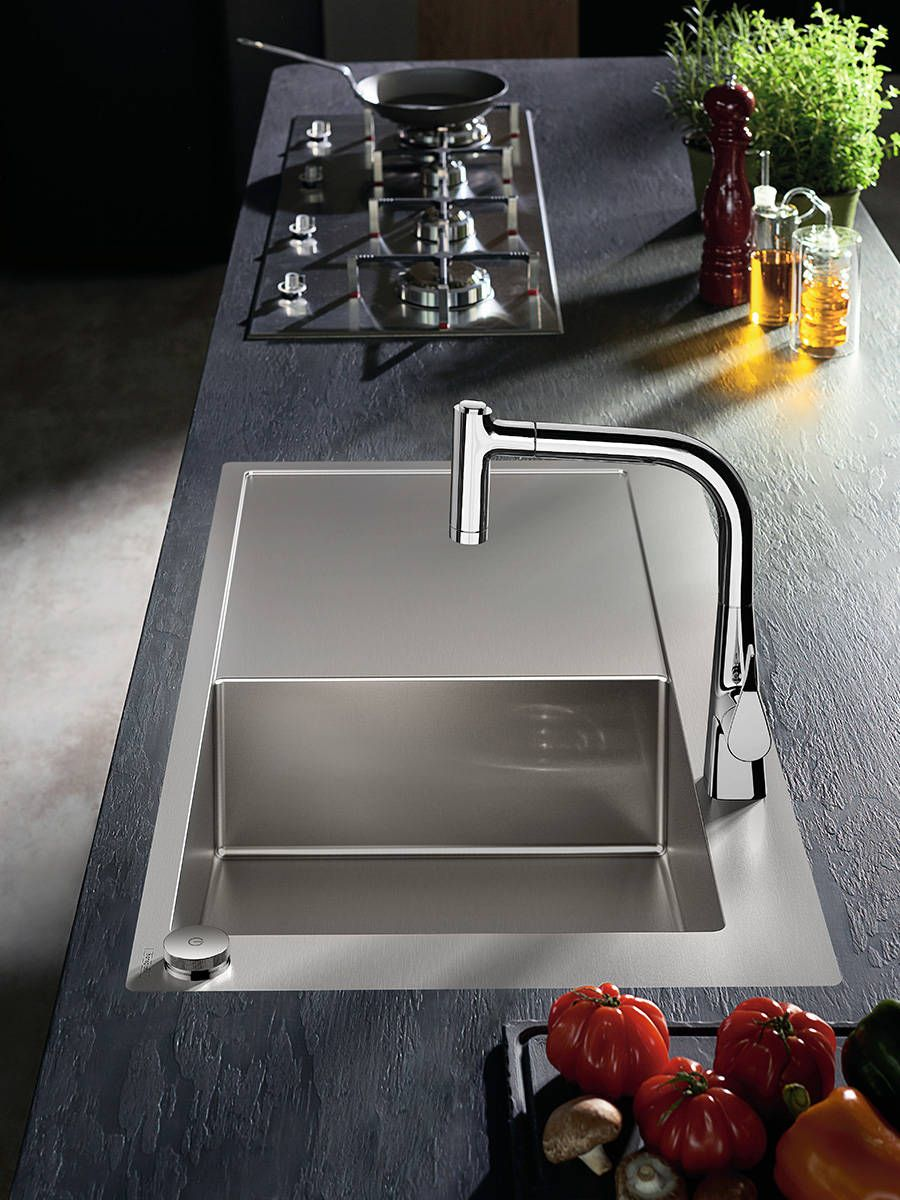 Lavelli Grohe These Innovative Sink Combi Unit Separate The Spout From The