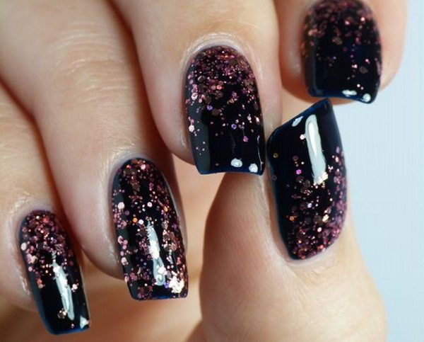 dark nail designs - Dark Nail Designs Nails In 2018 Pinterest Dark Nails, Luxury