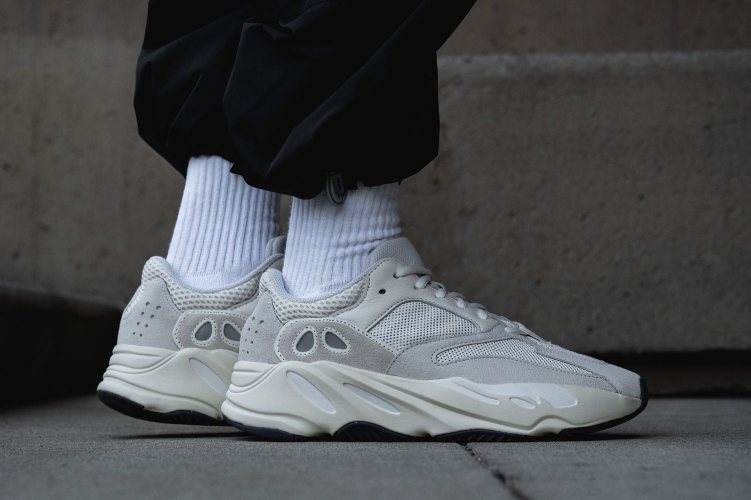Take An On Foot Look At The Adidas Yeezy Boost 700 Analog Adidas Yeezy Yeezy Adidas Yeezy Boost