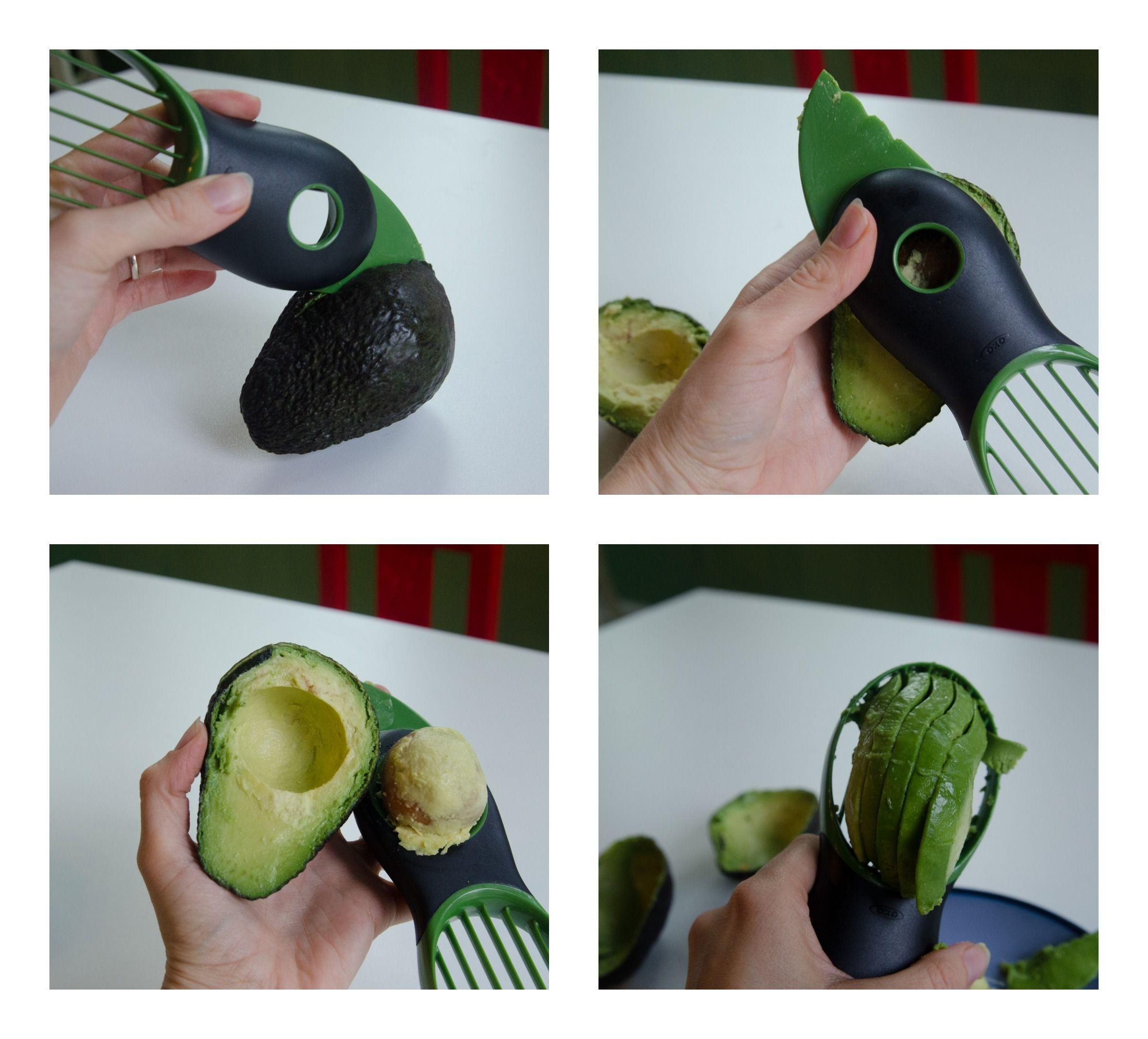 3 in 1 Avocado Tool | Unique Kitchen Tools | Pinterest | Avocado tool