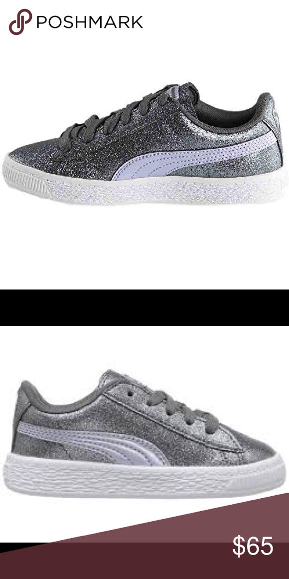 Completely new glitter pumas | Sneakers