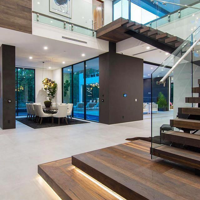Ultra Modern Interior What Do You Think About This Design The En Suite Bathro In 2020 Modern Houses Interior Modern House Design Modern Home Interior Design