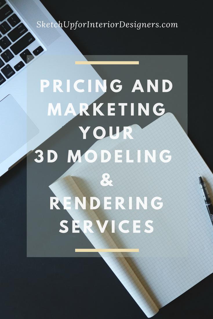Offering Freelance Rendering Services Part 4 Interior Design