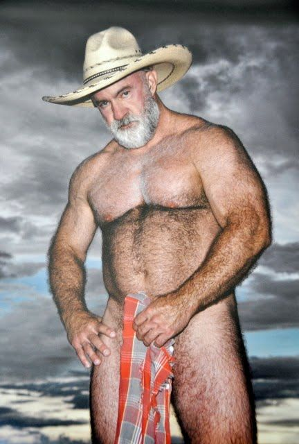 from Santino hot hairy naked hillbilly bear
