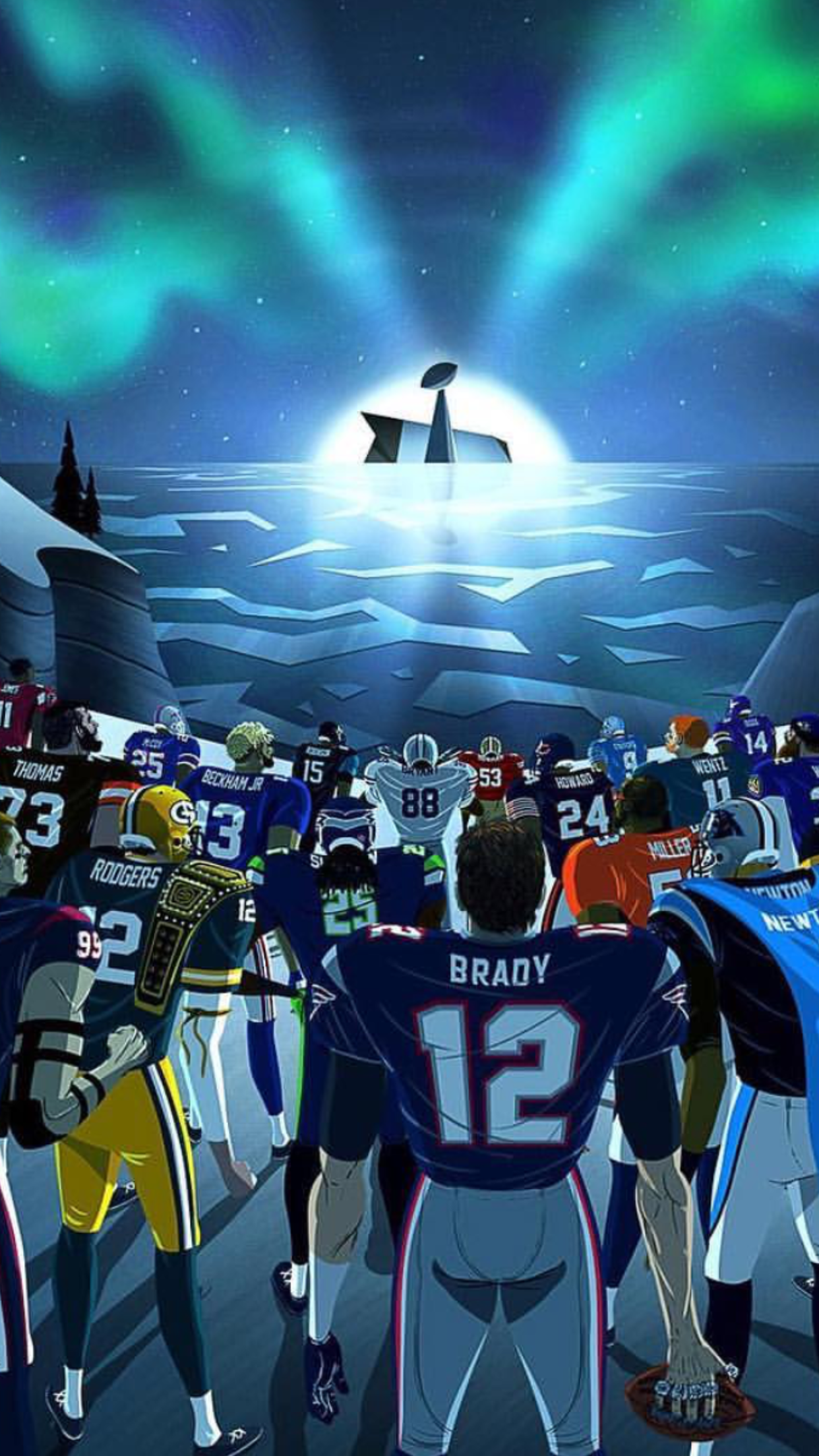 Pin by Candace Thompson on Tom brady All nfl teams, Nfl