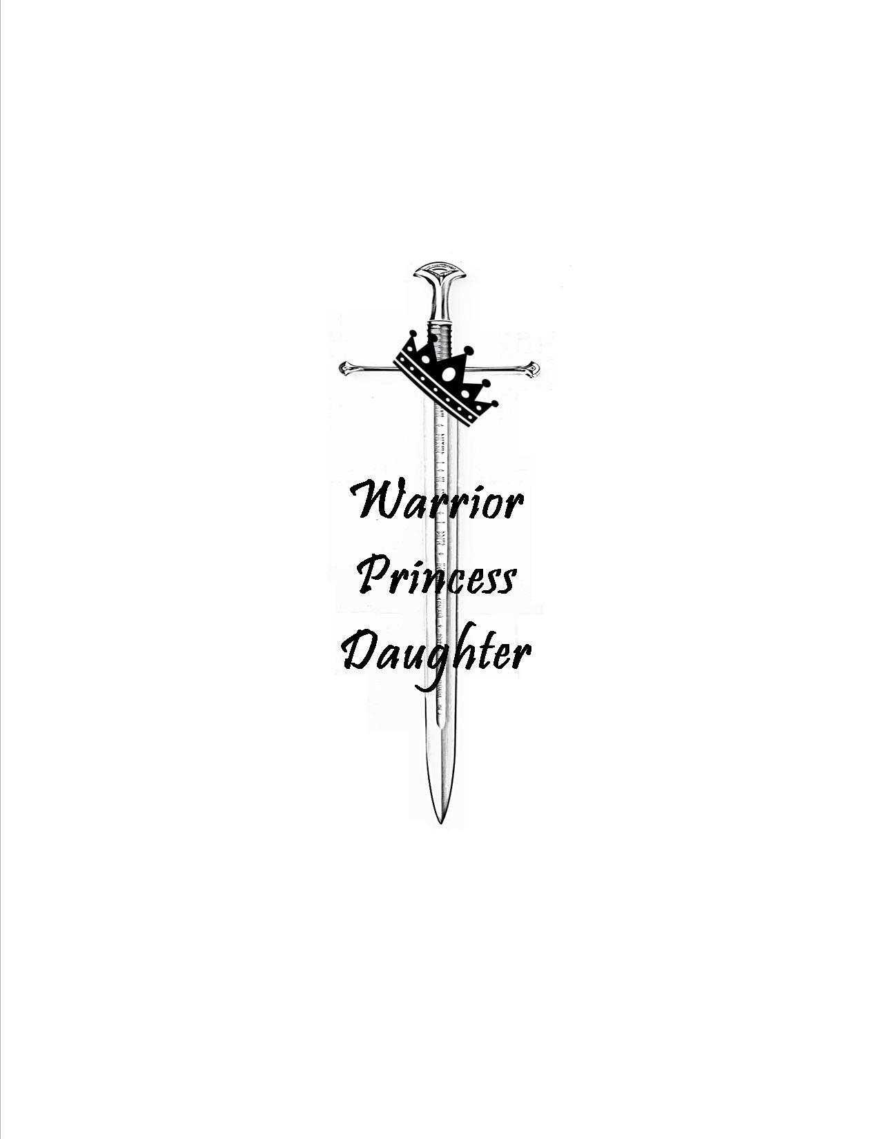Warrior Symbol Tattoos : warrior, symbol, tattoos, Warrior, Princess, Daughter, Princess,, Tattoos,, Skull, Tattoo