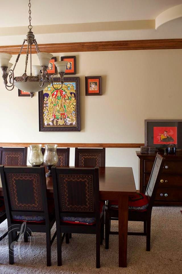 Living Rooms Indian Style Interior Design Ideas Room Kerala Aalayam - Colors, Cuisines And Cultures Inspired!: Dvara ...