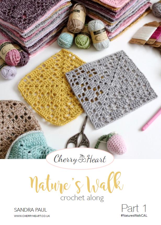Nature's Walk - Cherry Heart - Gratis haakpatroon | Een Mooi Gebaar