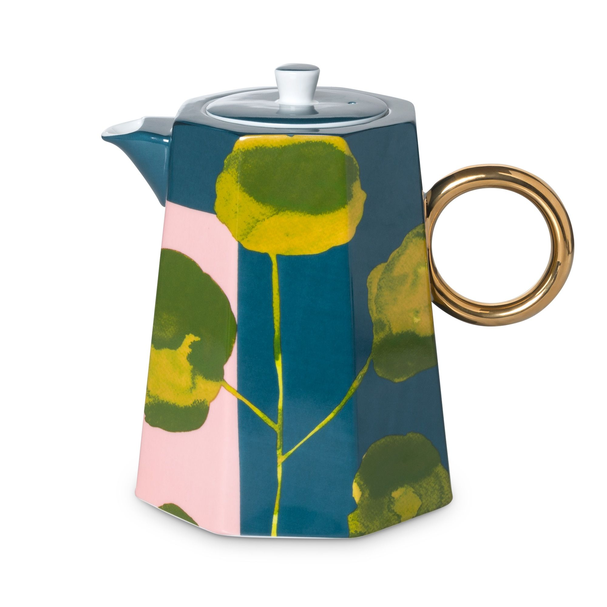 45fb3d7b0 Buy the Astratto Teapot at Oliver Bonas. Enjoy free UK standard delivery  for orders over £50.