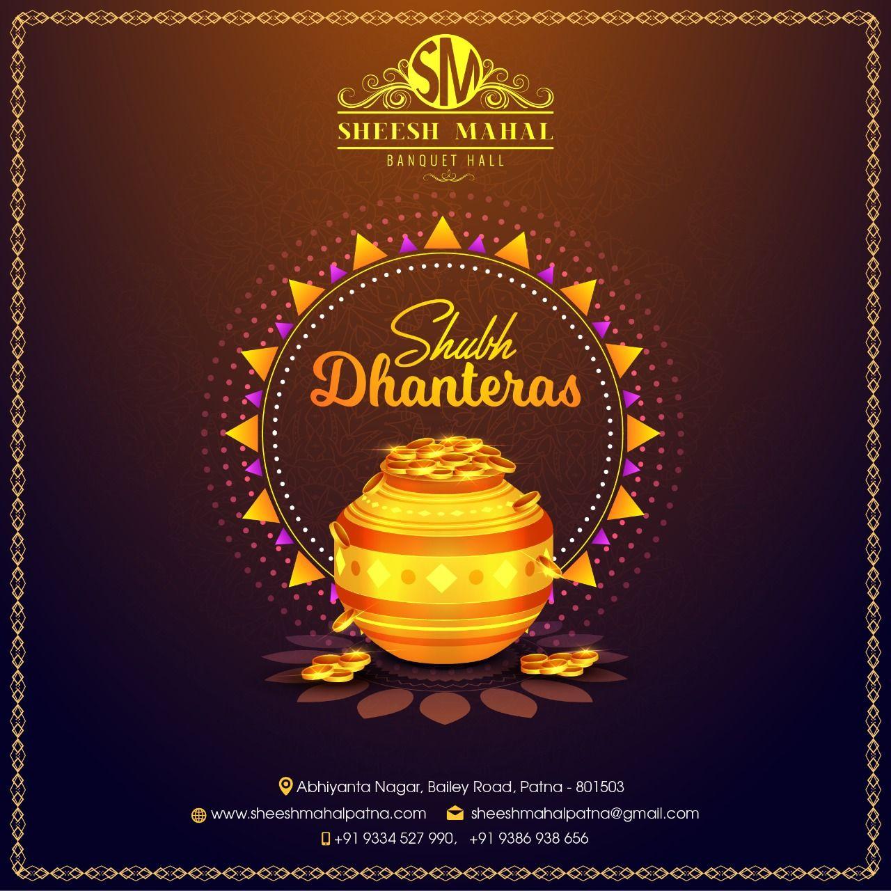 Happy Dhanteras! HappyDhanteras2018 happydhanteras