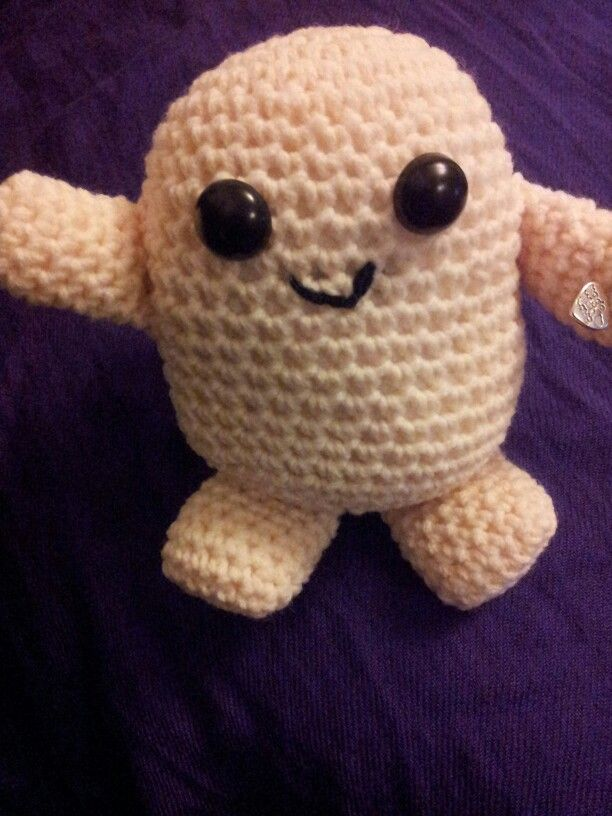 Crochet Adipose Too Cute Dr Who Getting Crafty Pinterest