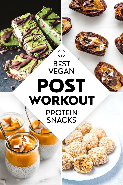 32 Best Healthy Vegan Post Workout Snacks High In Protein In 2020 Healthy Vegan Snacks Vegan Protein Snacks Vegan Shakes