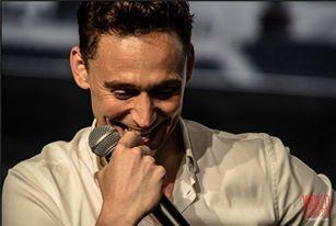 Tom Hiddleston #SanDiegoComicCon2013